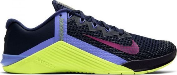 Nike Buty treningowe Nike Metcon 6 W AT3160-400, Rozmiar: 37.5 1