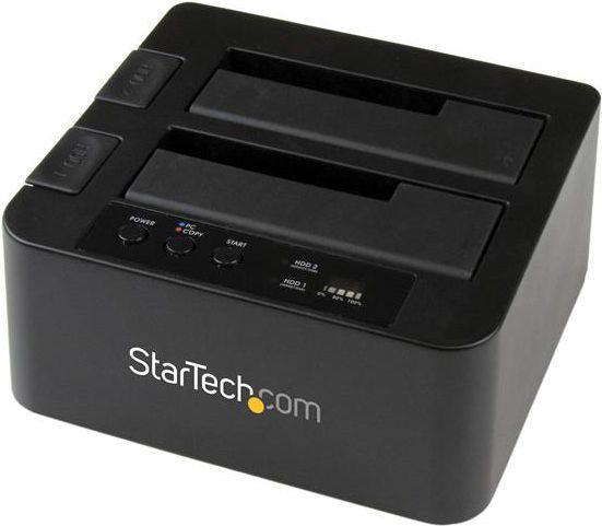 Stacja dokująca dla dysku twardego StarTech Duplikator Dysków USB 3.0/eSATA (SDOCK2U33RE) 1