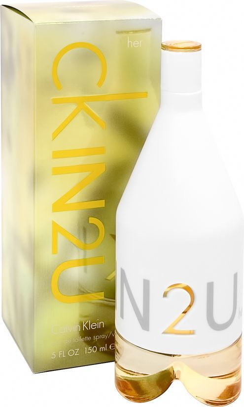 Calvin Klein In2U Her EDT 150ml 1
