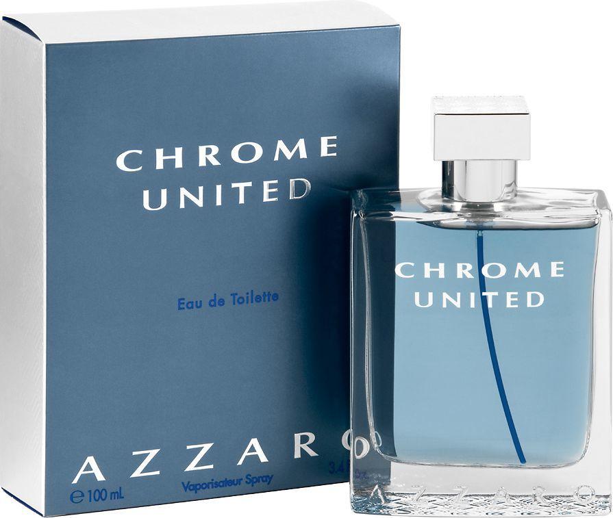 Azzaro Chrome United EDT 100ml 1
