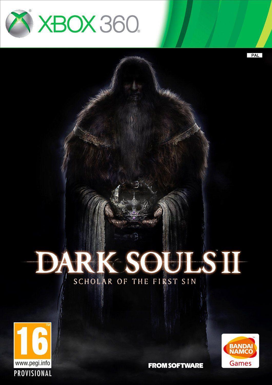 Dark Souls II: Scholar of the First Sin Classics (3391891982962) Xbox 360 1