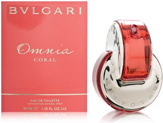 BULGARI Omnia Coral EDT 40ml 1