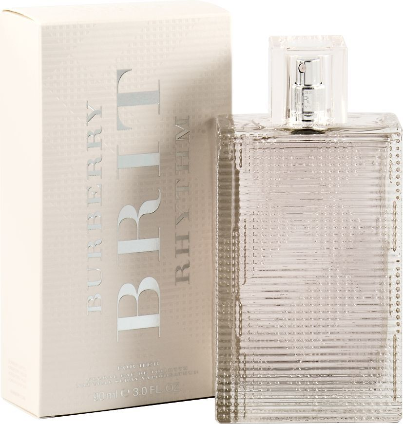 Burberry Brit Rhythm Floral EDT 90ml 1