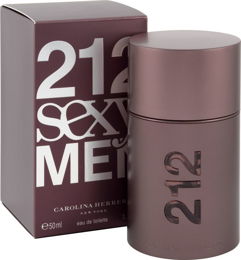 Carolina Herrera 212 Sexy Men EDT 50ml 1