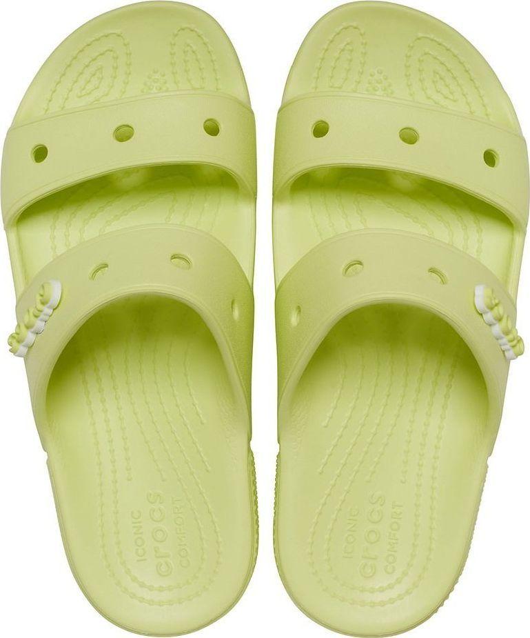 Crocs Crocs klapki Classic żółte 206761 3U4 36-37 1