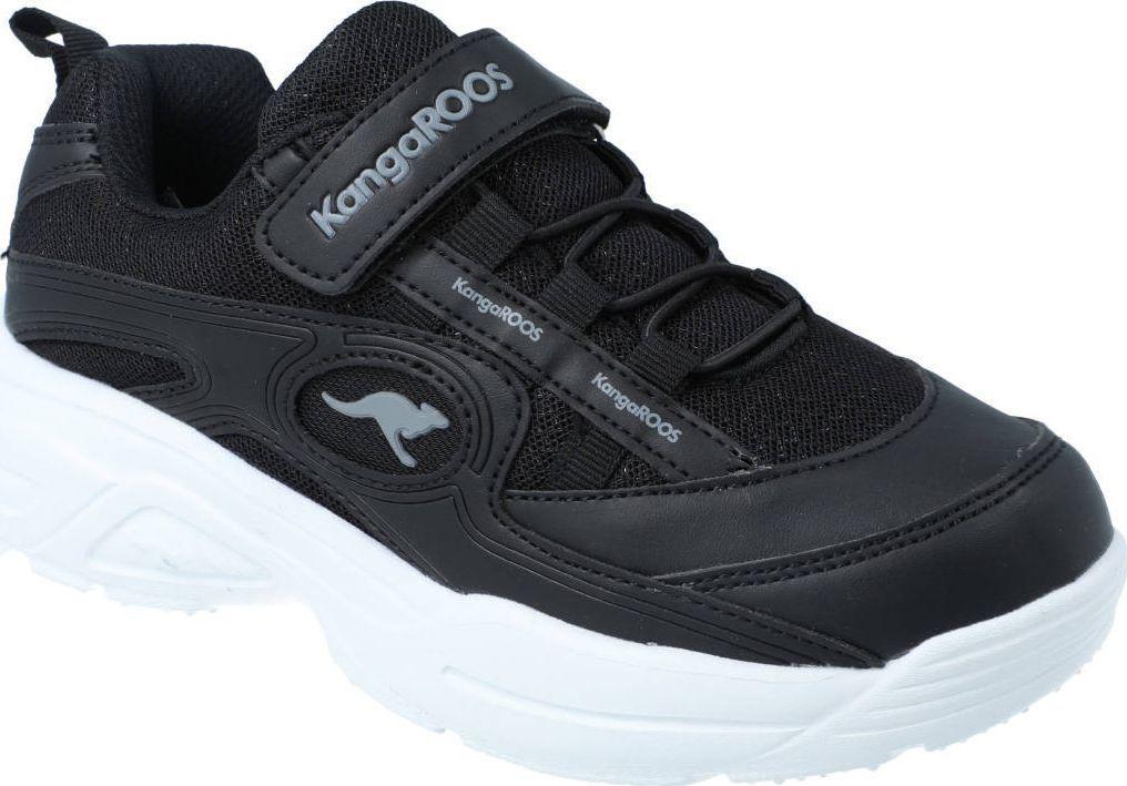 Kangaroos Sneakersy dziewczęce KangaROOS 18469 czarny 35 1
