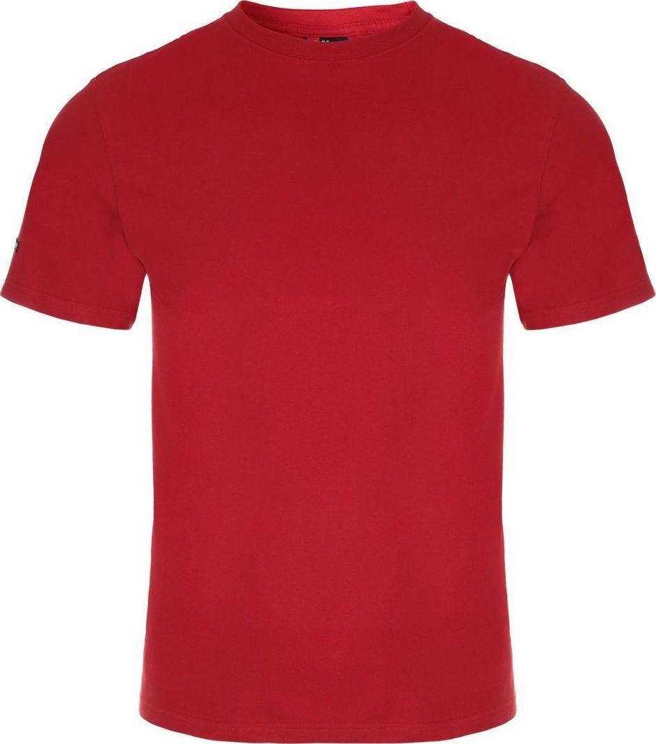 Henderson Koszulka męska Henderson T-Line czerwona na krótki rękaw M 1