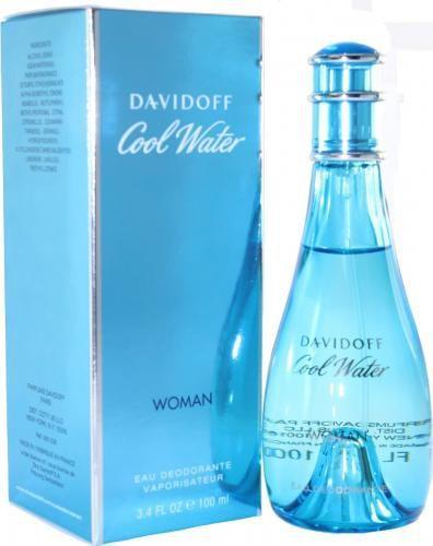 Davidoff Cool Water DEO SPRAY 100ml 1