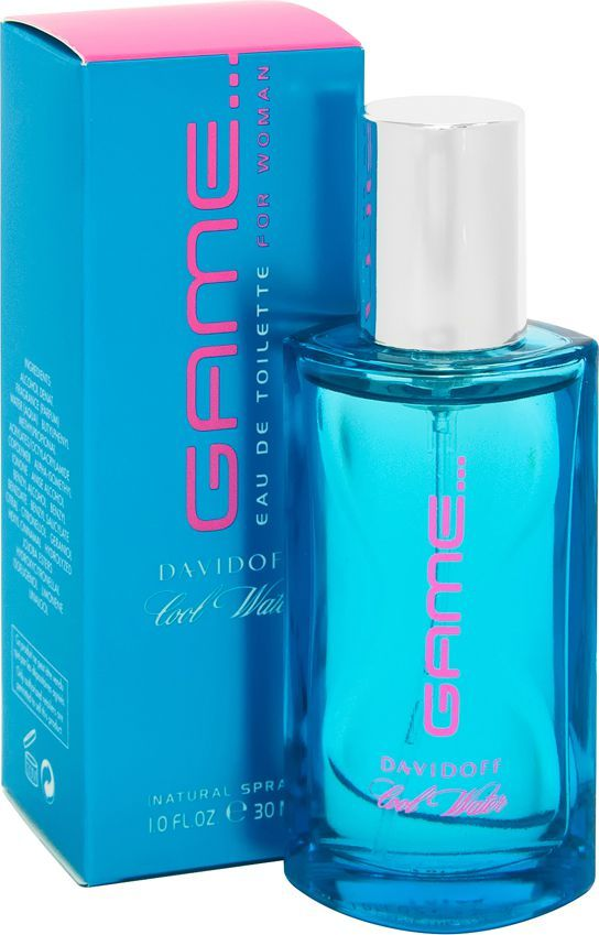 Davidoff Cool Water Game EDT/S 30ML 1