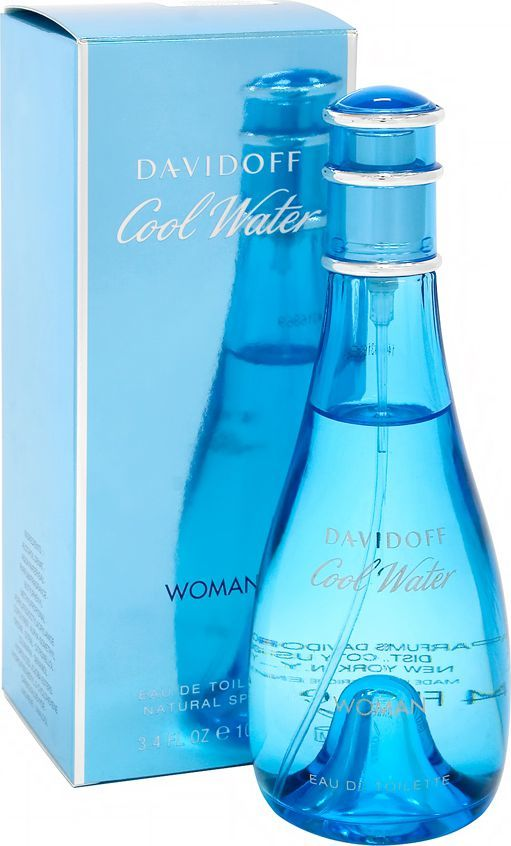Davidoff Cool Water Woman EDT 100ml 1