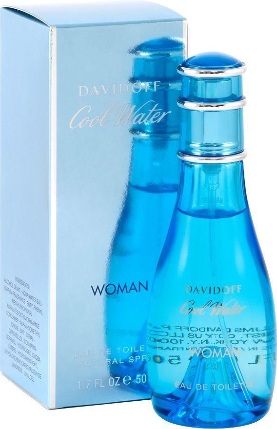 Davidoff Cool Water Woman EDT 50ml 1