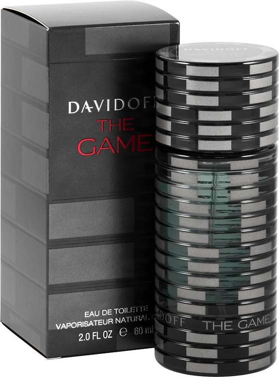 Davidoff The Game EDT 60ml 1