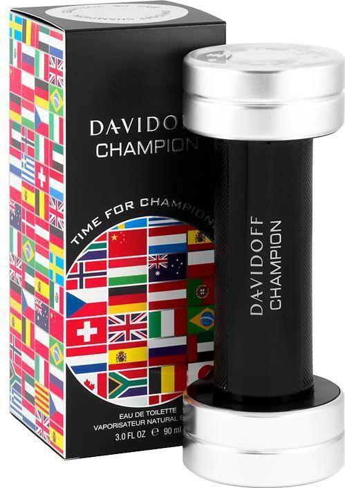 Davidoff Champion Time For Champions EDT 90ml 1