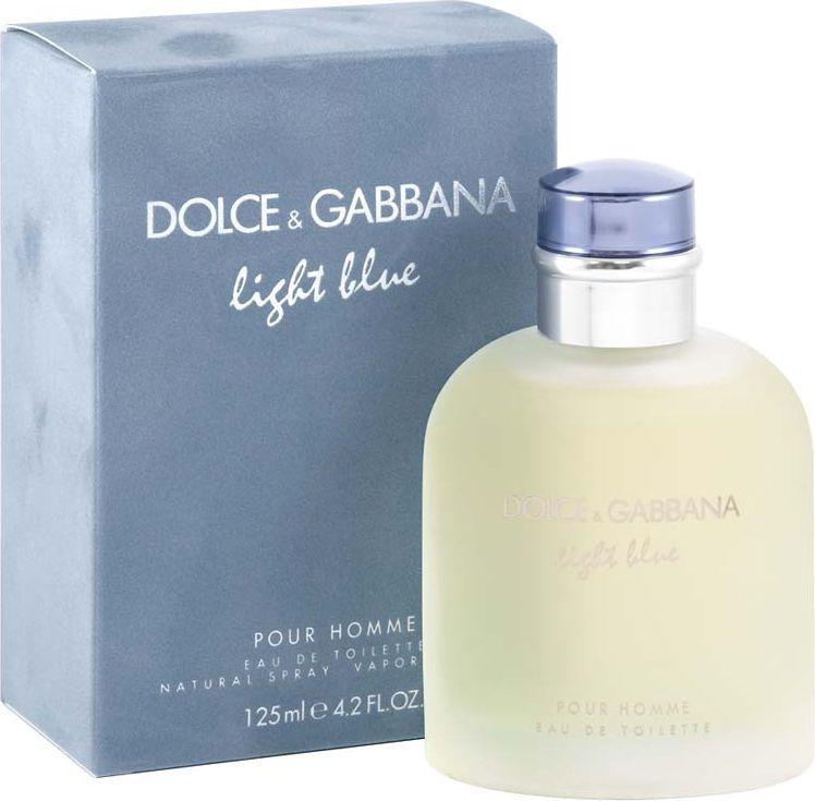 Dolce & Gabbana Light Blue Pour Homme EDT 125ml 1