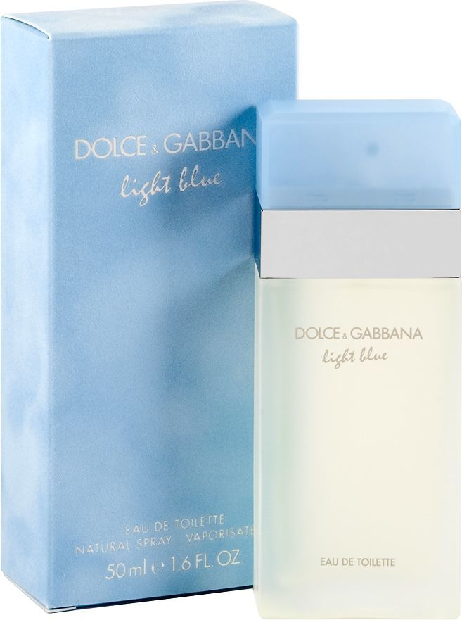 Dolce & Gabbana Light Blue EDT 50ml 1