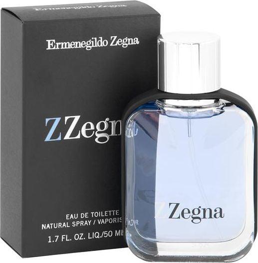 """Ermenegildo Zegna """"Z"""" EDT 50ml 1"""