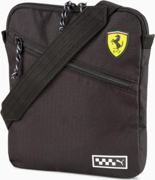 Puma Saszetka Listonoszka na ramię Puma Ferrari Black 078087-02 1