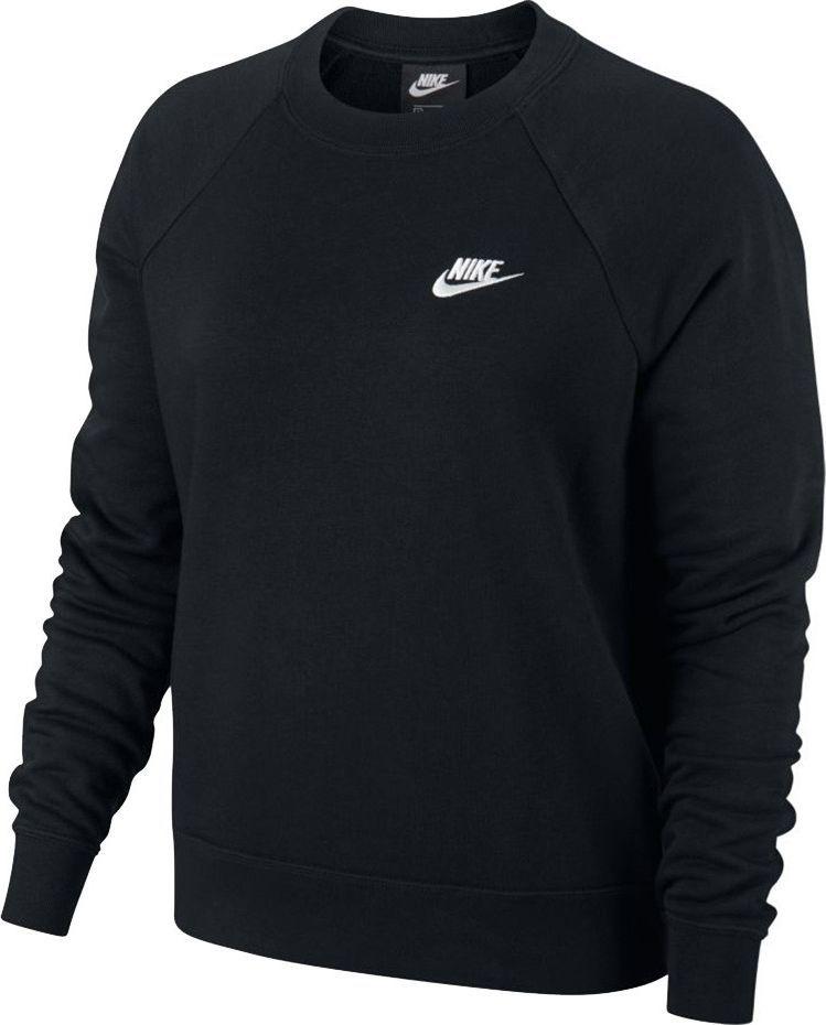 Nike Bluza  Sportswear Essential BV4112 010 czarna r. XS 1
