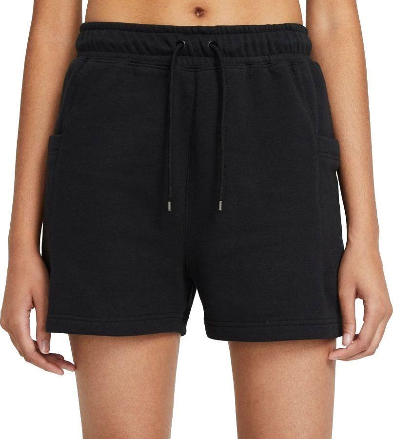 Nike Spodenki Nike Air Women's Fleece Shorts DC5298 010 DC5298 010 czarny M 1