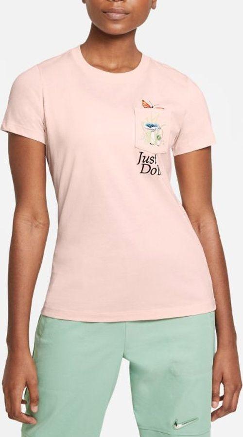 Nike Koszulka Nike Sportswear Women's T-Shirt DD1462 805 DD1462 805 różowy M 1