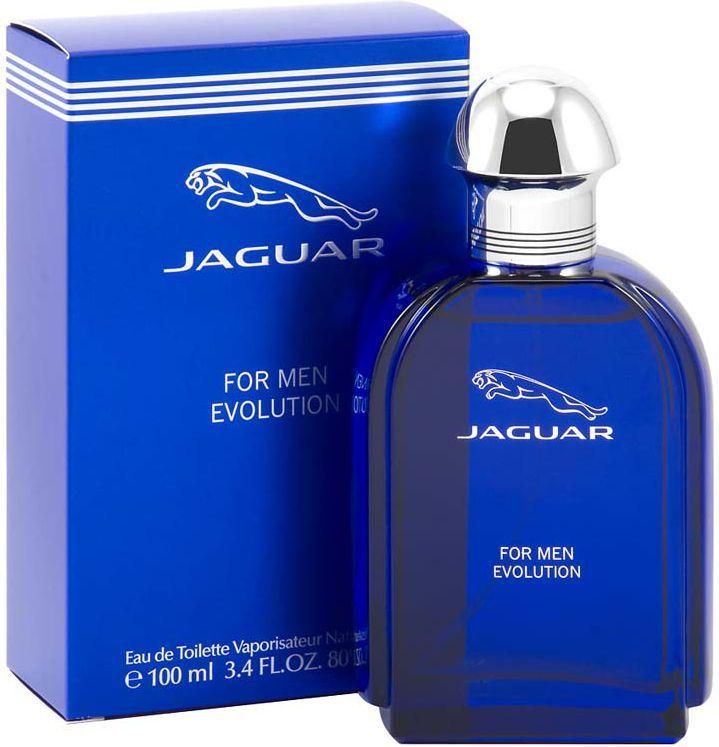 Jaguar Evolution EDT 100ml 1