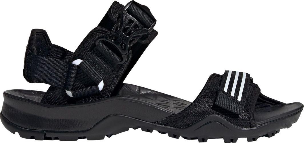 Adidas Sandały męskie sportowe Terrex Cyprex Ultra II 016 czarne r. 43 1/3 1