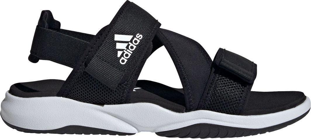 Adidas Sandały męskie sportowe Terrex Sumra czarne r. 44 2/3 1