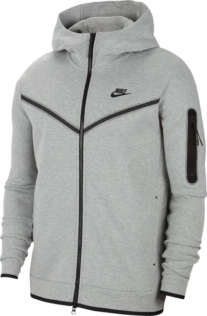 Nike Nike NSW Tech Fleece bluza 063 : Rozmiar - L 1