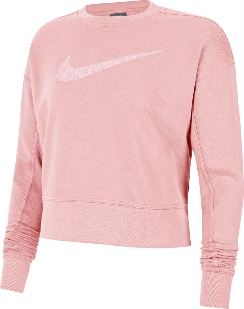 Nike Nike WMNS Get Fit Crew Swoosh bluza 630 : Rozmiar - S 1