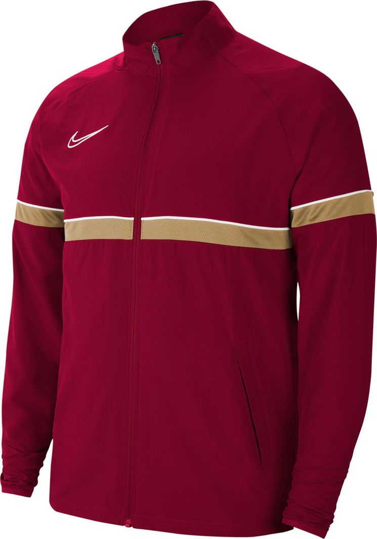Nike Nike Dri-FIT Academy 21 FZ Woven bluza 677 : Rozmiar - S 1