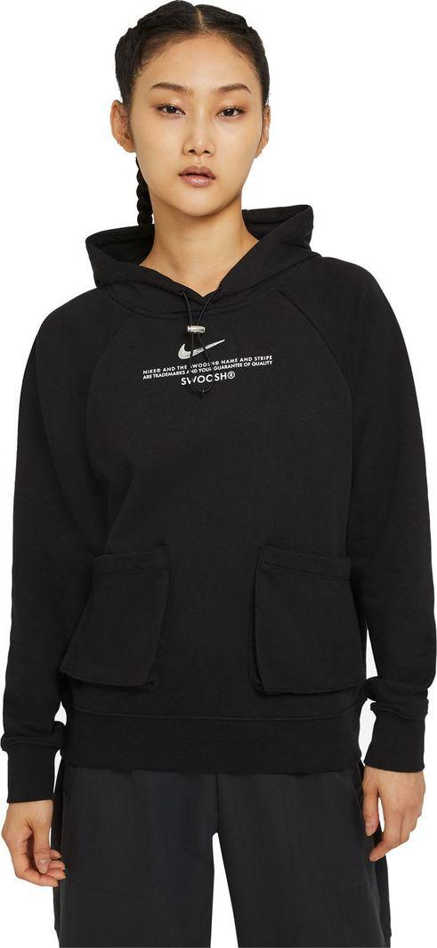 Nike Nike WMNS NSW Swoosh bluza 010 : Rozmiar - S 1