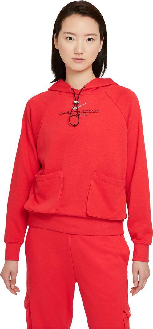Nike Nike WMNS NSW Swoosh bluza 696 : Rozmiar - S 1