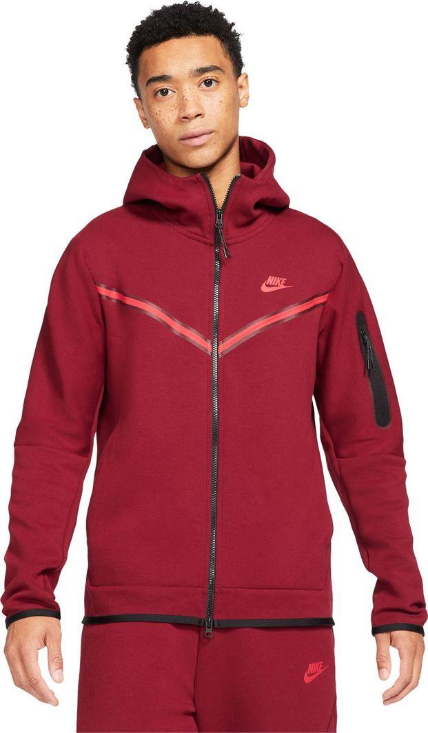 Nike Nike NSW Tech Fleece bluza 677 : Rozmiar - M 1