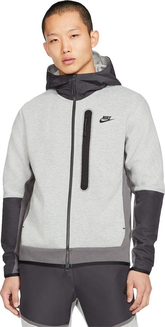 Nike Nike NSW Tech Fleece Woven bluza 063 : Rozmiar - XL 1