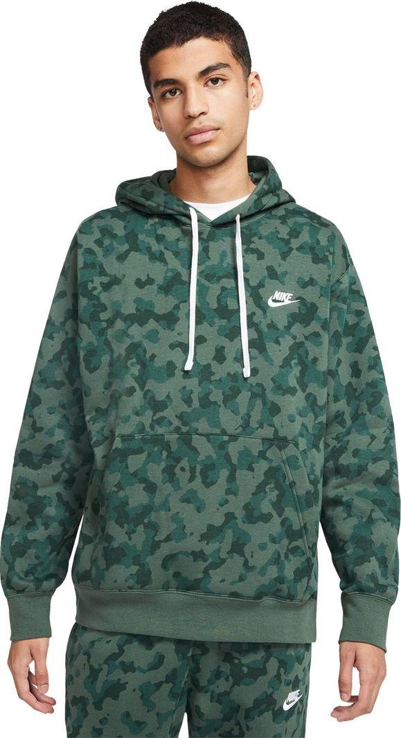Nike Nike NSW Club Camo bluza 337 : Rozmiar - M 1