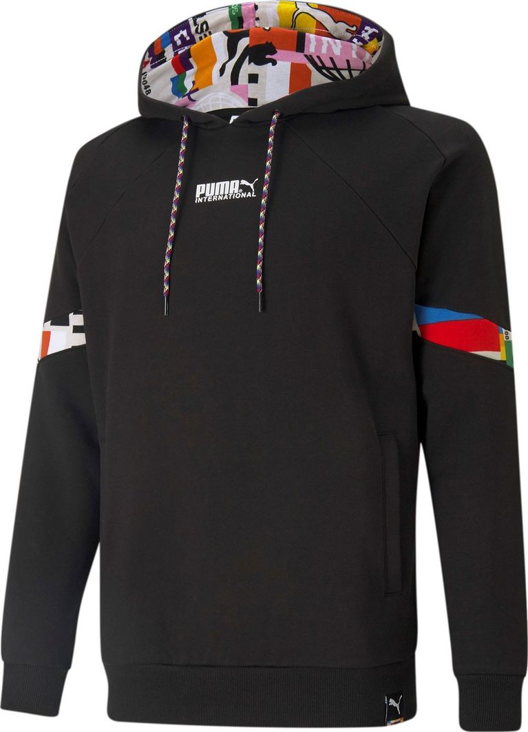 Adidas Puma International bluza 01 : Rozmiar - M 1