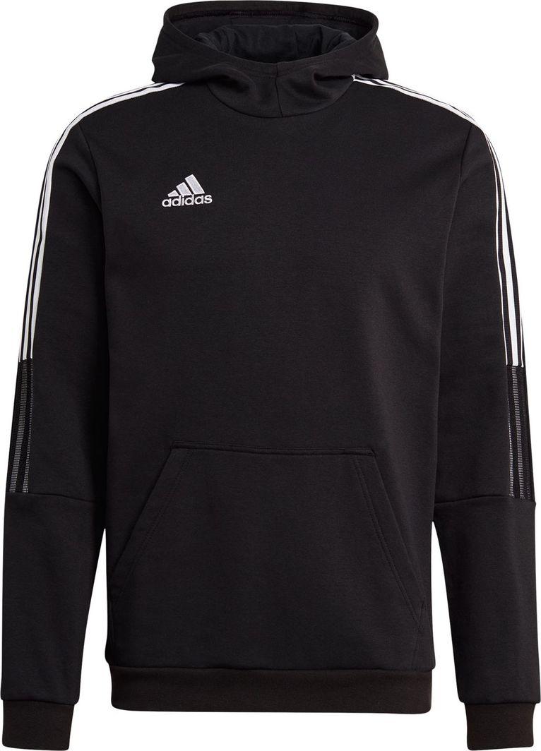 Adidas adidas Tiro 21 Sweat Hoody bluza 341 : Rozmiar - L 1