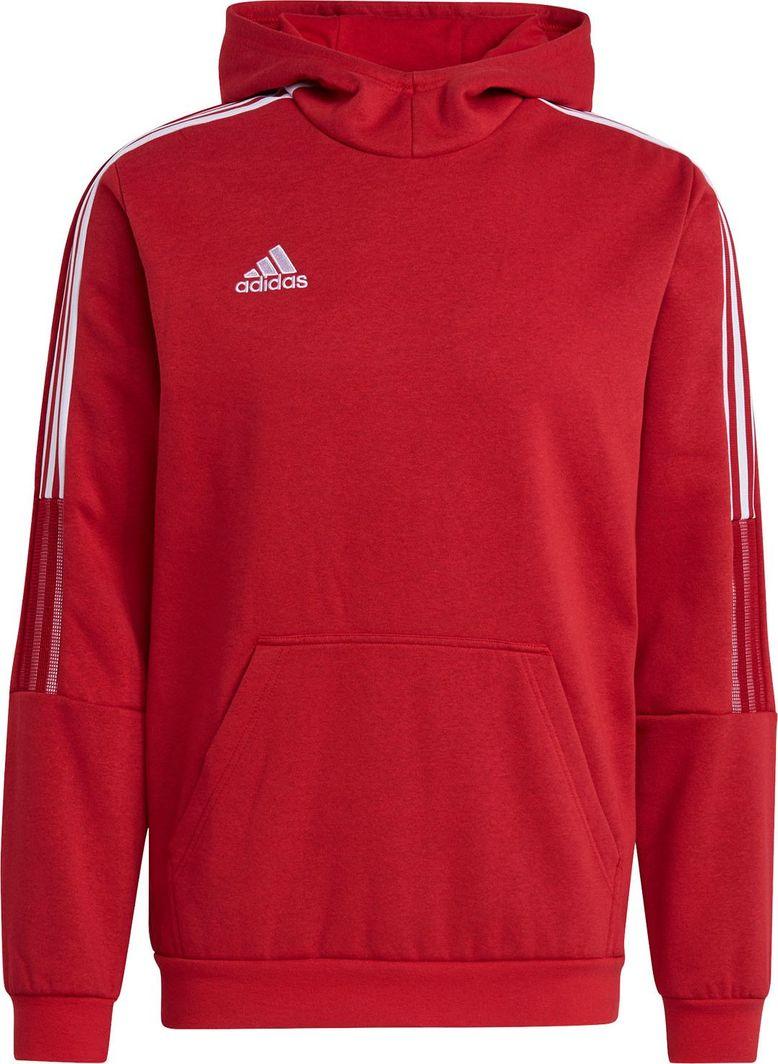 Adidas adidas Tiro 21 Sweat Hoody bluza 353 : Rozmiar - XS 1