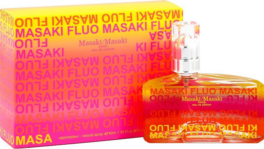 MASAKI MATSUSHIMA Fluo EDP 40ml 1