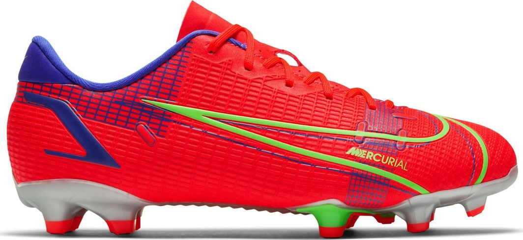 Nike Buty Jr. Mercurial Vapor 14 Academy FG/MG CV0811 107 czerwony 36 1
