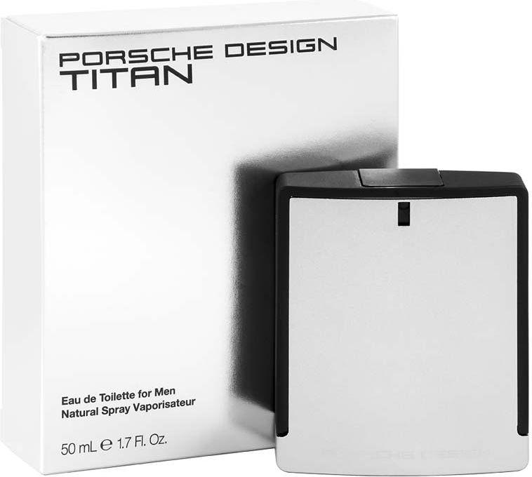 PORSCHE DESIGN TITAN (M) EDT/S 50ML 1