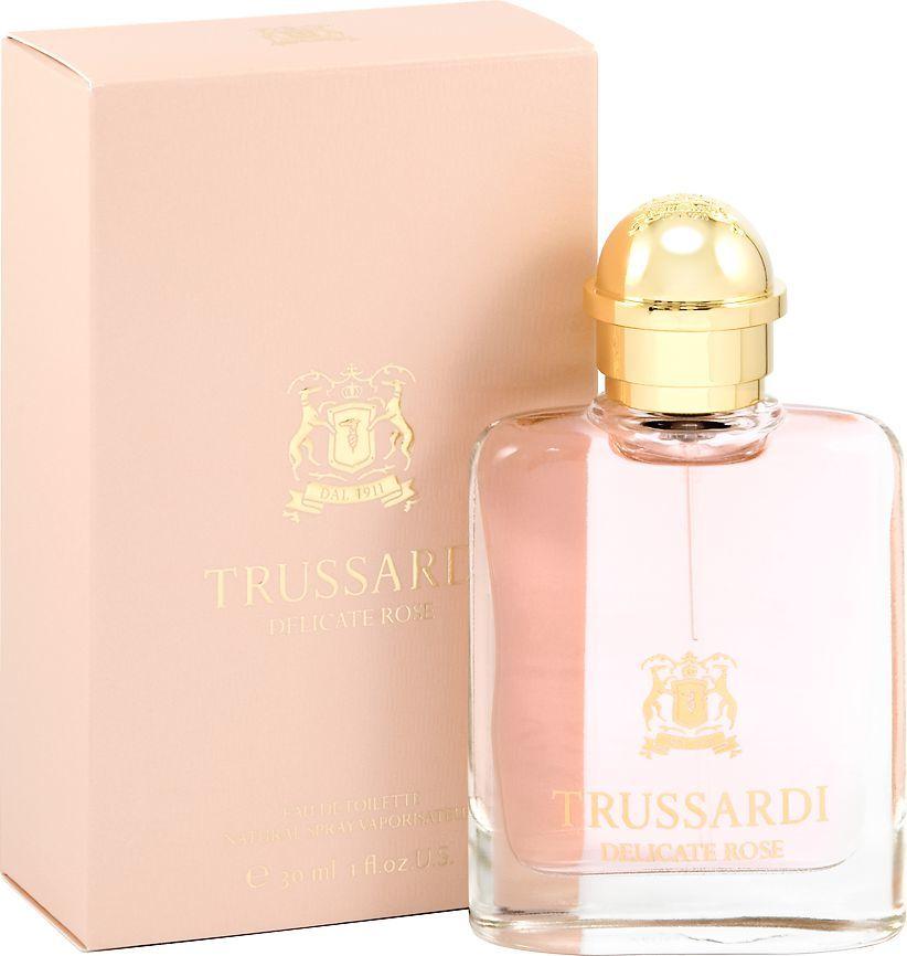 TRUSSARDI Delicate rose EDT 30ml 1