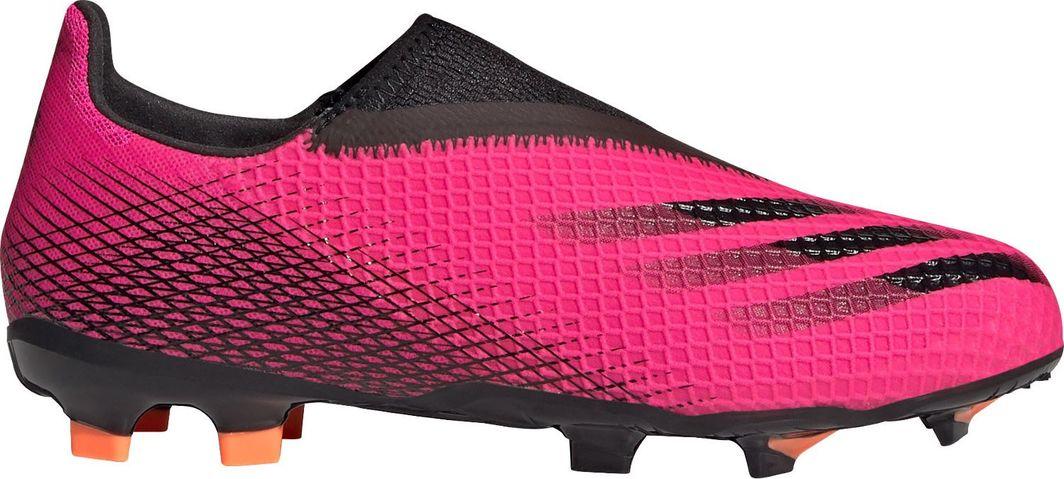 Adidas adidas JR X Ghosted.3 LL FG 281 : Rozmiar - 37 1/3 1