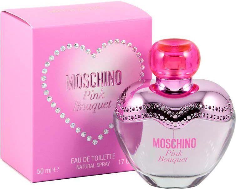 MOSCHINO Pink Bouquet EDT 50ml 1