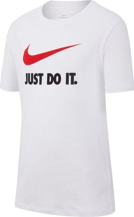 Nike Nike JR NSW Tee JDI T-shirt 100 : Rozmiar - XL ( 158 - 170 ) 1