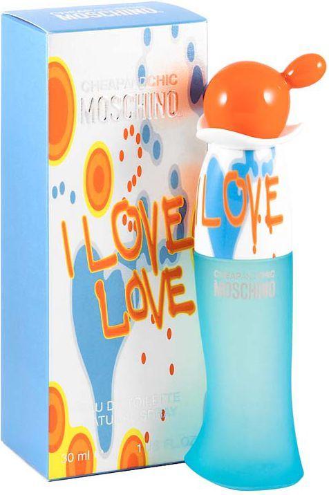 Moschino I Love Love EDT 30ml 1