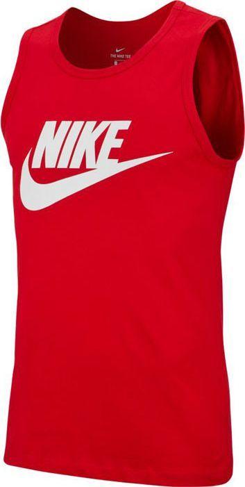 Nike Nike NSW Icon Futura Tank Bezrękawnik 657 : Rozmiar - S 1