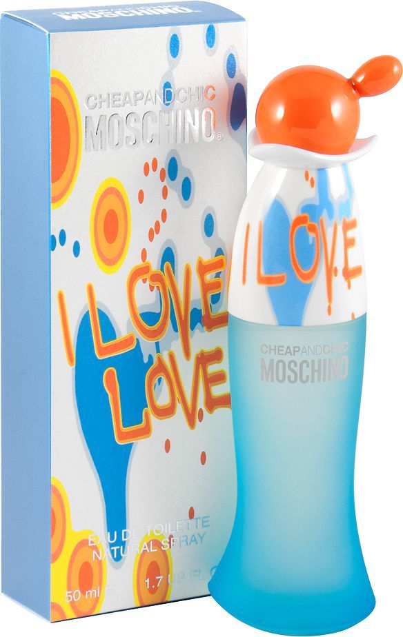 MOSCHINO I Love Love EDT 50ml 1