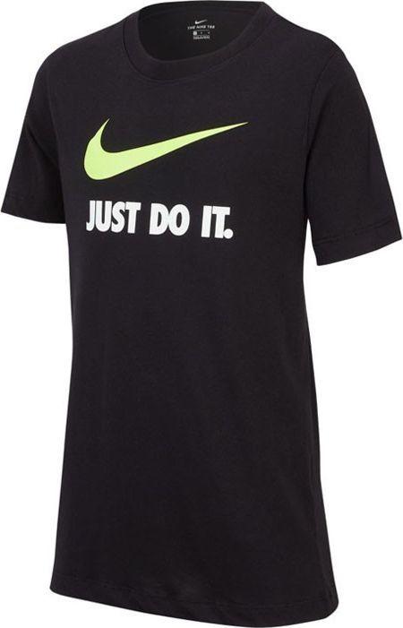 Nike Nike JR NSW Tee JDI T-shirt 014 : Rozmiar - XL ( 158 - 170 ) 1