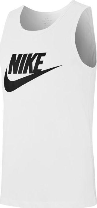 Nike Nike NSW Icon Futura Tank Bezrękawnik 101 : Rozmiar - M 1